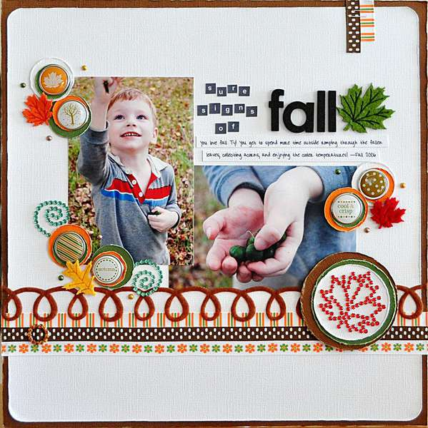 Fall by Ginger Williams