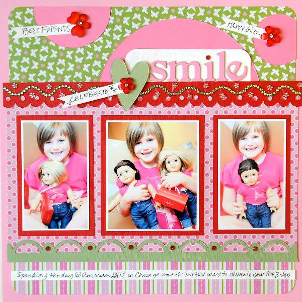 Smile featuring the Girl Collection from Queen & Co