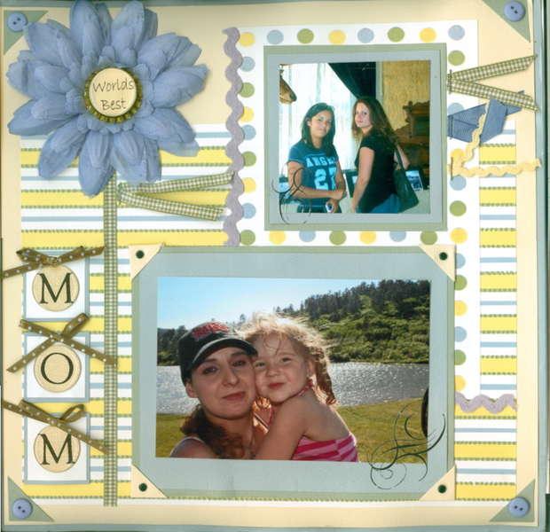 World's Best Mom (left side)