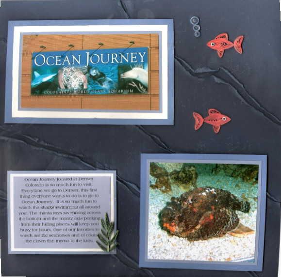 Ocean Journey (left side)