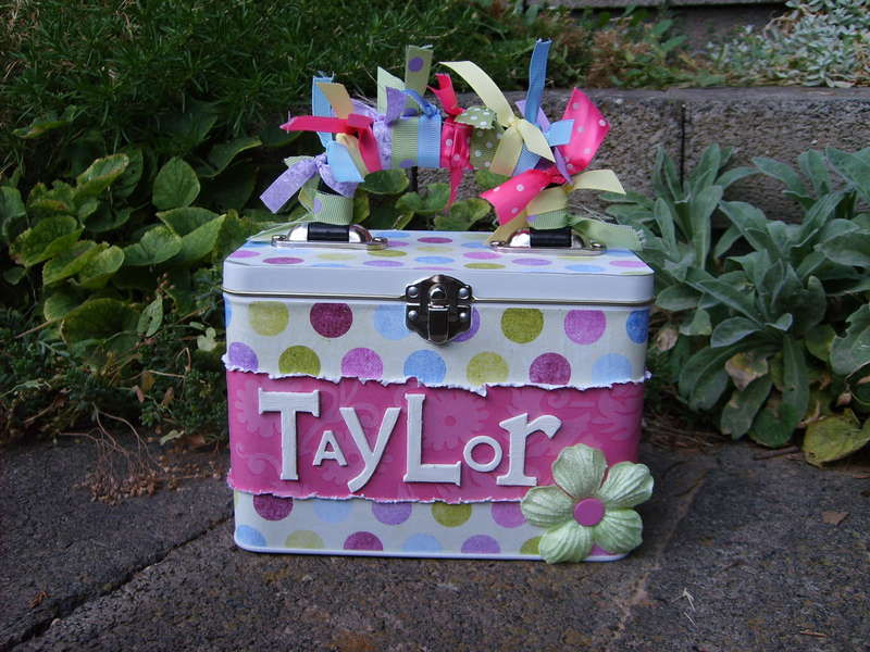 Taylor's Lunchbox-Front