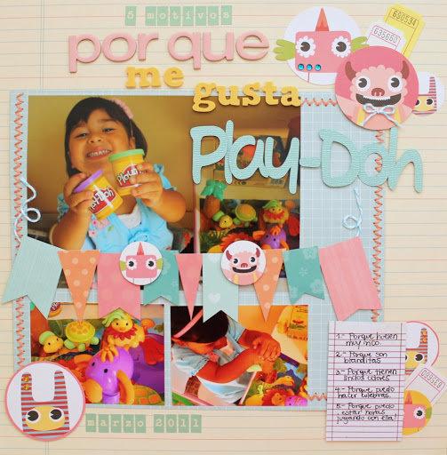 5 Motivos Porque Me Gusta Play-Doh