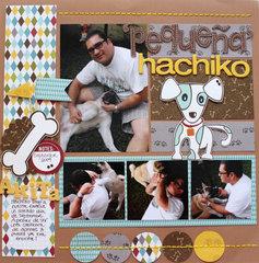 Pequeña Hachiko