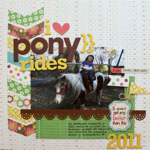 I Love Pony Rides