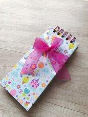 Unicorn Birthday Minialbum - Doodlebug Design