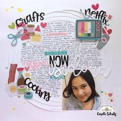 Isidora Now - Doodlebug Design