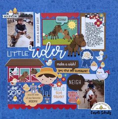 Little Rider - Doodlebug Design