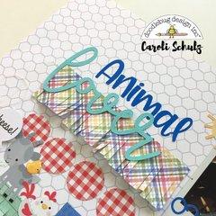 Animal Lover - Doodlebug Design