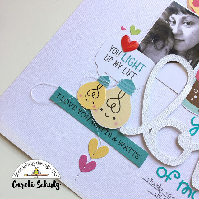You Are the Love of My Life - Doodlebug Design