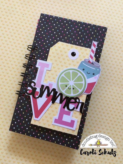 Love Summer - Doodlebug Design