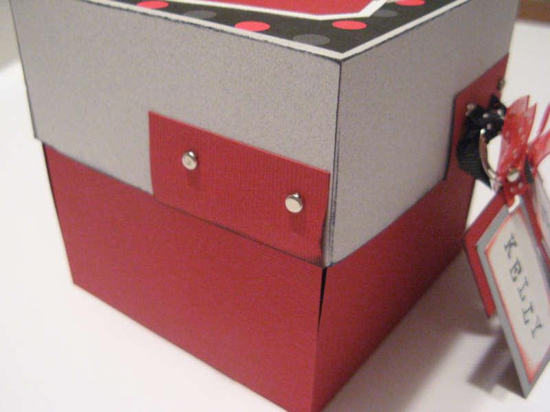 OSU Exploding box
