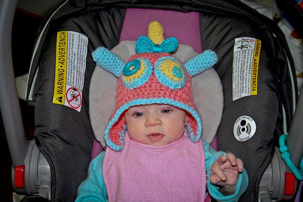 mini #1 hats