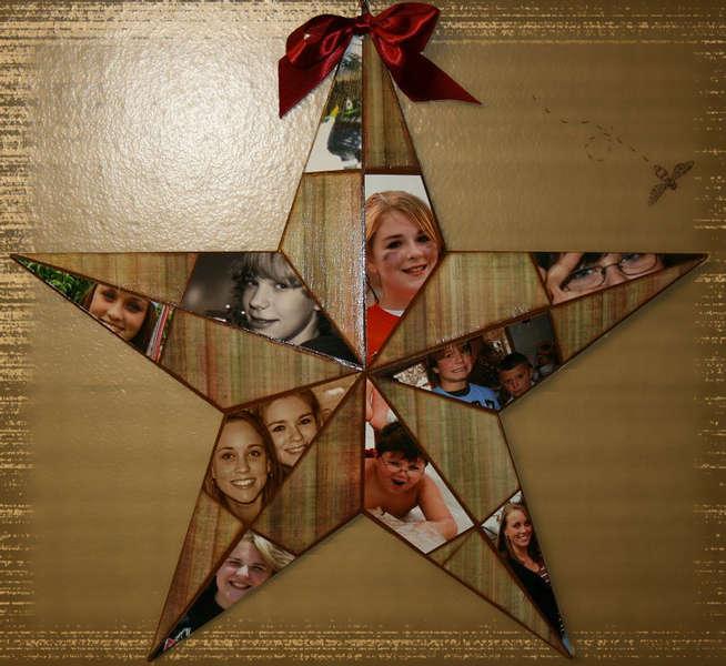 Altered Barn Star