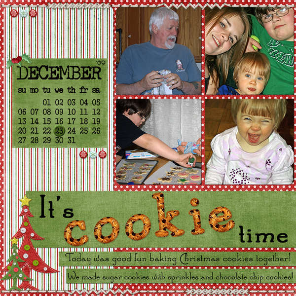 It's Cookie Time