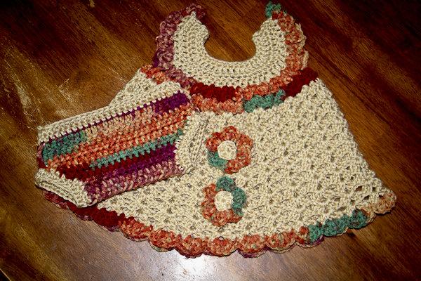 Newborn dress