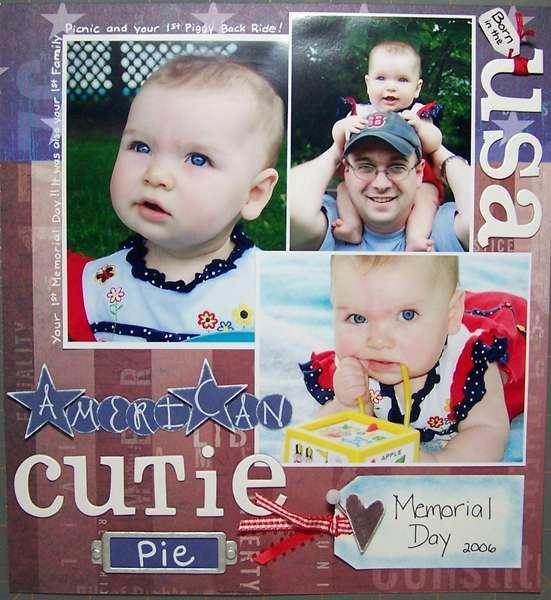 American Cutie Pie