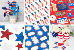 America the Beautiful from Pebbles Inc