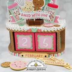 Nutcracker Calendar