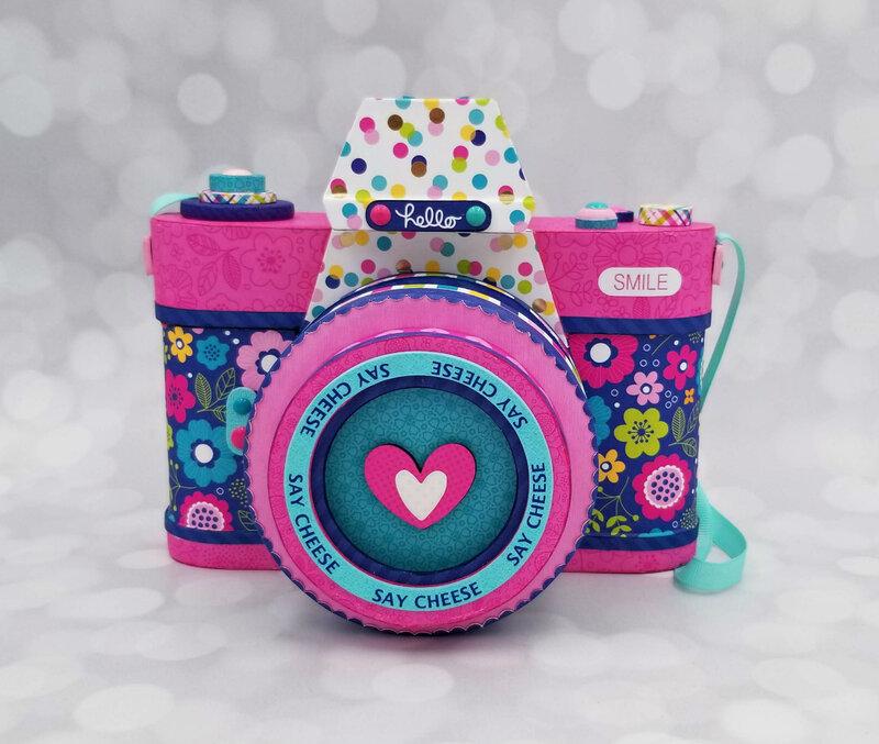Doodlebug Camera