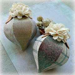 Blossom Ornaments