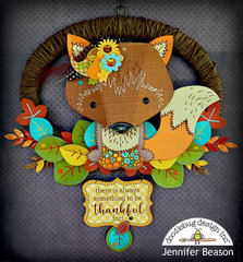 Thankful Mini Wreath