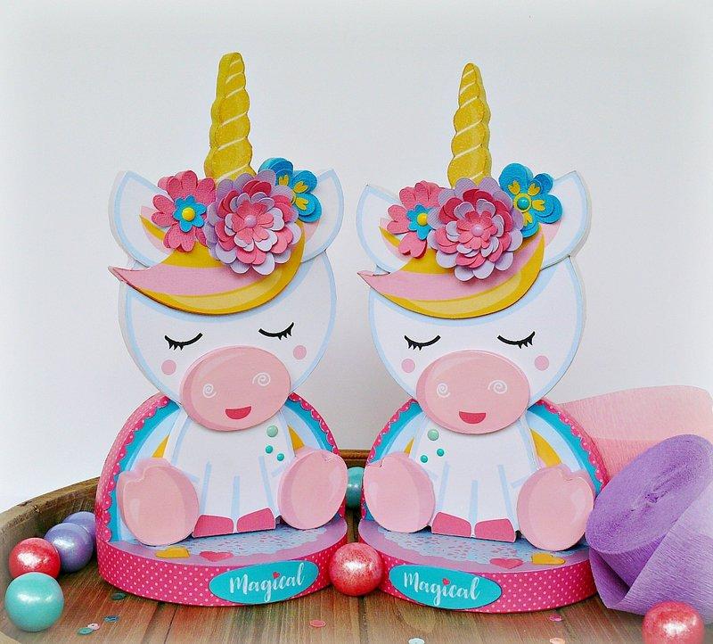Unicorn Party Decor
