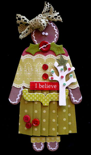 I Believe....In Christmas
