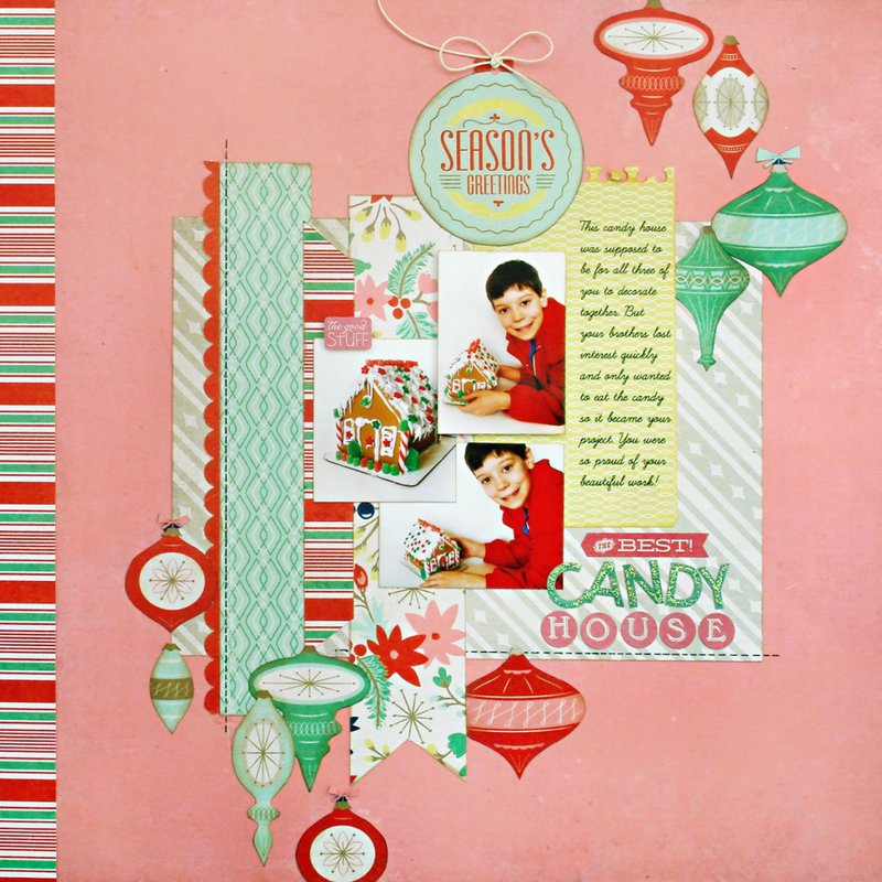 Candy House by Kelly Goree