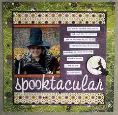 *Spooktacular* - Layle Koncar using Eerie