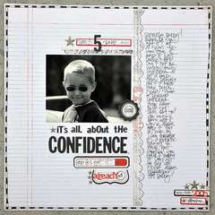 'It's all About the Confidence' by Layle Koncar featuring the NEW Basics!