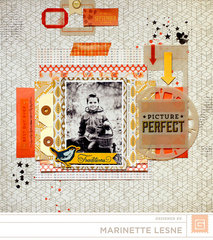 Picture Perfect by Marinette Lesne
