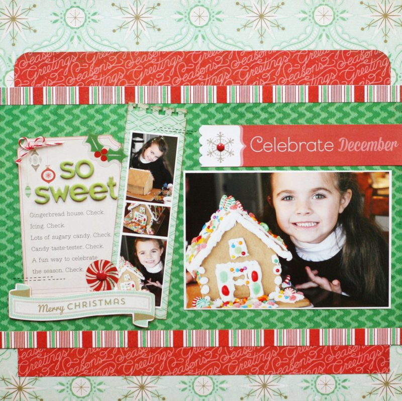 So Sweet by Greta Hammond featuring 25th and Pine from BasicGrey