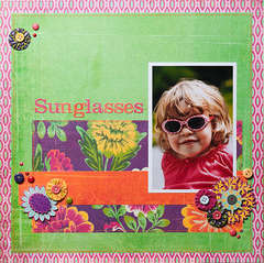 Sunglasses by Els Brige