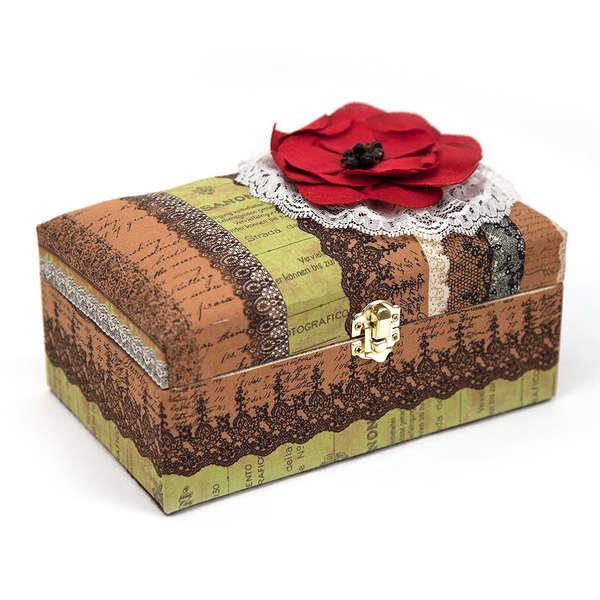 BasicGrey Notion Collection - Keepsake Box
