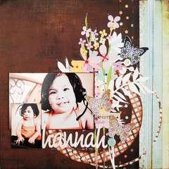 'Hannah' by Nic Howard featuring Kioshi