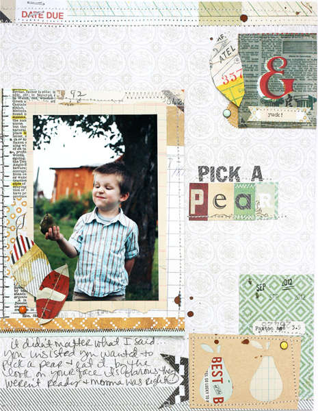 Pick a Pear by Lexi Bridges