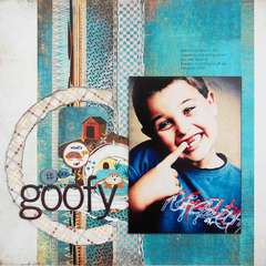 """""""Goofy"""" by Nic Howard featuring NEW Max & Whiskers"""