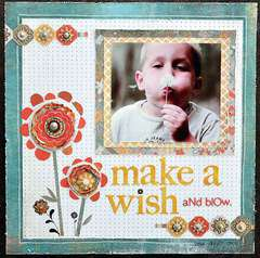 'Make a Wish' by Layle Koncar featuring NEW Max & Whiskers