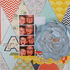 My A by Pamela Young featuring PB & J Collection from BasicGrey