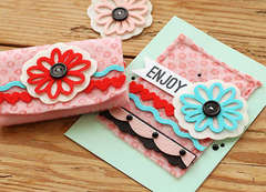 Card & Wallet by Lisa Spangler