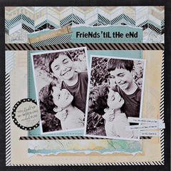 Friends 'Til The End featuring Serenade from BasicGrey