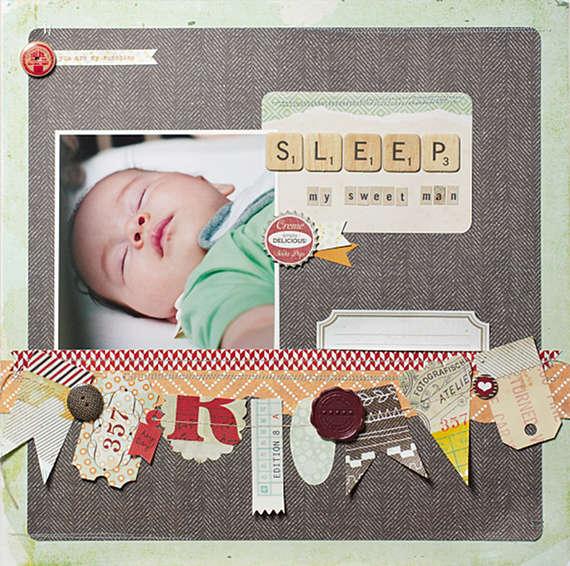 Sleep by Els Brige