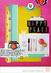 Happy Place by Ann-Marie Morris