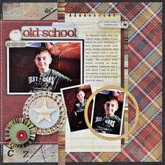 Old School by Lynne Gharay