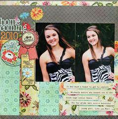 Homecoming 2010 | Megan Klauer