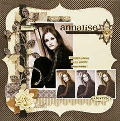 Annalise | Nancy Burke