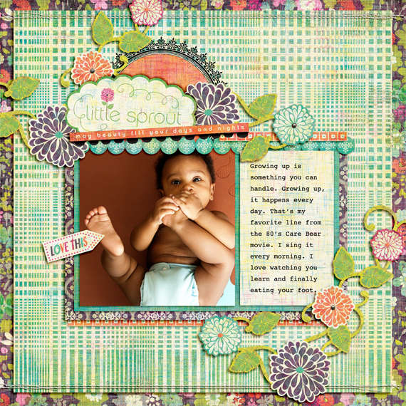 Little Sprout | Tiffany Tillman