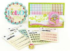 *Bling It Card* - Kelly Goree