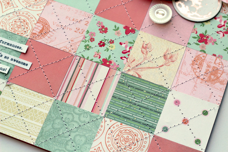 This Brightens my Life by Lisa Dickinson for BasicGrey featuring the Dear Heart Collection