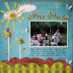 *sunny side up* - Layle Koncar